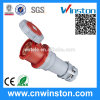 Wst-1454 125A 5pin High-End Type Industrial Connector with CE IP67