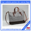 Waxed Canvas Handbag for Women
