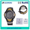 Fishing Barometer Watch with Smart Remind Suitable Fishing Time (FR718)