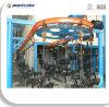 Auto Parts Electrostatic Automatic Powder Coating Line