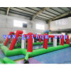 Outdoor Inflatable Football Field for Adults/Inflatable Soccer Field Sport Games