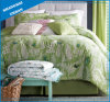 Green Spring Garden Collection Cotton Duvet Cover Set