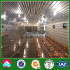 Environment Control Prefabricated Steel Structure Poultry Shed
