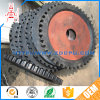 Steel Plate Inside Hard Teeth Big Plastic Gear