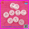 Plastic White Flower Shirt Button (XDJZ-20)