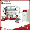 Slitting Machine with Rewinding for Plastic Film