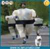 Hi High Quality Promotion Inflatable Sumo Wrestling Suits Inflatable Fat Suit