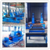 H Beam/Profile/Steel Structure Flat Flange Correction Machine