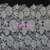 Rose Design Lace Fabric for Dress