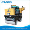Water-Cooled Diesel Double Drum Hand Roller Compactor (FYL-800CS)
