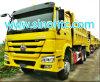 Heavy Truck Dumper 4-Wheels Drive HOWO Camc Dump Truck 6*4