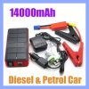14000mAh Multi Function Phone Power Bank Charger Jump Starter for Diesel Cars