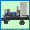 Chemical Plant Condenser Tube Cleaning Machine High Pressure Washing Pump