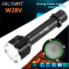 Archon W28V (D22V) Diving Lamps CREE Xm-L T6 (Max 1000 Lumens) LED Flashlight