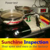 Induction Plate Quality Inspection/Quality Check/Loading Inspection