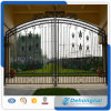 Classic High Quality Automatic Wrought Iron Gate with Remote Control