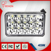45W LED Driving Light for Trucks and Trailer
