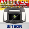 Witson Android 4.4 Car DVD for Hyundai Elantra 2007-2011 with Chipset 1080P 8g ROM WiFi 3G Internet DVR Support