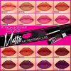 Matte Lipgloss 16 Color Liquid Lipstick