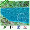 Lake Blue Corrugated Polycarbonate Embossed Diamond Sheet Plastic PC Panels