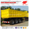 Cheap Price Heavy Load 30FT Mining Dump Semi Trailer