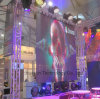 New Foldable LED Curtain/Flexible LED Screen, Soft LED Display