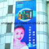 Super High Wall Mounted Outdoor Build PVC Banner Trivision Billboard Ads Prisma