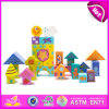 2014 Wooden Building Blocks Toy for Kids, Popular Building Blocks Toy for Children, Hot Sale Building Blocks for Baby W13A055