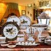Jingdezhen Porcelain Tableware Dinnerware Kettle Set (QW-813)