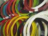 High Temperature Resistant Silicone Rubber Insulated Wire