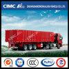 Cimc Huajun Hot Sale Coal Carrying Van/Box Trailer