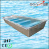 17FT 2.0mm Thickness U Type Flat Bottom Aluminium Fishing Boat