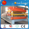 Trapez Riib Tile Make Machine, Cold Sheet Rolled Equip