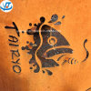 Rusted Hollow Decoration Corten a/B Weather Resistant Sheet