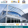 Double Decker Structure Exhibition Tent for Europe Golf Tournament