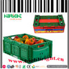Foldable Plastic Vegetable and Fruit Crate