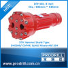 DHD Bit, DTH Hammer Bit 4 Inch Dia 105mm-130mmm