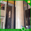 PVD Color Coating 304 Stainless Steel Divider Screen Fabrication