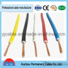 600V Stranded Single Cable, PVC Insulated Annealed Copper Wire, AWG 14 Thw Cable, Ningbo Port