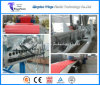 PVC Floor Carpet Extrusion Line / PVC Coil Cushion Mat Sheet Manufacturing Plant Machine