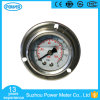 40mm Liquid Filled Pressure Gauge with Flange