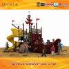 Pirate Ship Slide Children Playground Equipment (CS-12301)