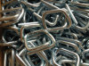 Galvanized Strapping Buckle/Wire Buckle for 13mm Composite Strap Made in China