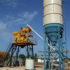 Stable Concrete Mixing Plant Skip Type, (HZS50) Concrete Mixer