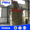 Q32 Tumble Belt Type Steel Sand Blasting Abrasive Machine