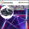 Mini Beam Laser Effect Disco DJ LED Moving Head Light