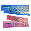 15cm Colorful Rular Calculator (LC579A)