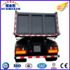 30cbm 3 Axle Tipper Trailer with Front Hydraulic Cylindar