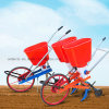 Cheap Price Manual Fertilization Seeding Machine