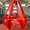 6-10 Cbm Hydraulic Orange Peel Grab Rope Grab for Rocks